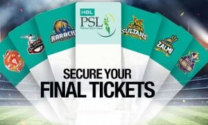PSL Season 4 tickets online
