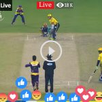 Quetta Gladiators Vs Peshawar Zalmi 23rd t20 Match