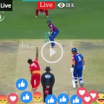 Karachi Kings Vs Islamabad United 13th PSL t20 Match