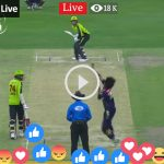 Lahore Qalanders Vs Quetta Gladiators Match