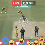 Quetta Gladiators vs Peshawar Zalmi 4th T20 Match