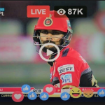 RCB VS CSK 1st T20 Match live streaming online on Star Sports