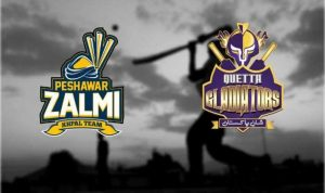 Peshawar Zalmi vs Quetta Gladiators Live streaming, Live Score, Predictions Feb 15, 2019