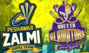 Peshawar Zalmi Vs Quetta Gladiators 7th Psl 2019 Match, Live Match Scores, Prediction
