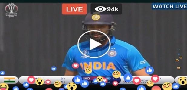 Live Cricket – Pakistan vs India Live   Pak vs IND 22 Match   CWC